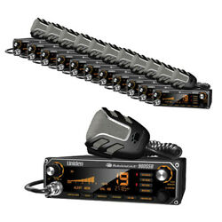 Uniden Bearcat 980 (12-Pack) CB Radio w 7-Color LCD Display & Mic Gain Control