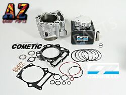 Yamaha Grizzly 660 102mm 686cc Big Bore 111 Cp Top End Engine Motor Rebuild Kit
