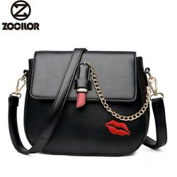 Women Bag Fashion Messenger Bags Designer Leather Handbags High Quality Clutch