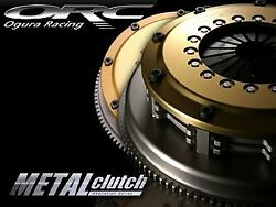 Orc Metal Series Orc-659 Twin For Mitsubishi Lancer Evolution Orc-p659d-mb0101