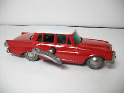 Shuco Micro-racers, Germany 1038 Mercedes 220 S .restored Working Order