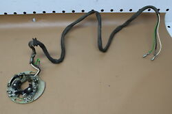 Suzuki Gs450 Contact Breaker Points Signal Generator Ignition Plate Sscb4