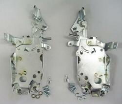 1970 - 1972 Chevy Chevrolet Chevelle El Camino Front Door Latch Assembly Pair