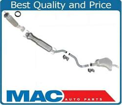 After Converter Exhaust System For Saab 9-5 2.3l Turbo Models 1999 - 2009