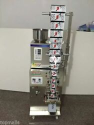1-50g Stainless Steel Automatic Weighing & Packing Filling Machine Back Seal CE