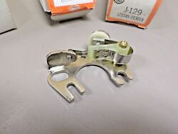 3 Nos Valley Forge J-129 Datsun Nissan Ignition Contact Point Sets 22145-71301
