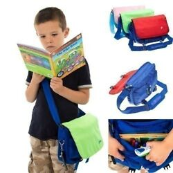 (pink) - Ultimate Addons Childrens Messenger Bag suitable for the LeapPad