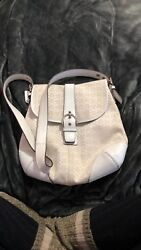 large crossbody coach purse $50.00