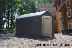 Shelterlogic Heavy Duty Replacement Cover Kits 6x10 Peak 90501 802401 For 70403