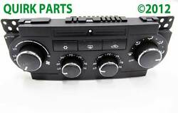 05-06 Jeep Grand Cherokee Commander Heater AC Automatic Temp Control Unit OEM