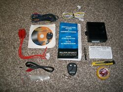 Bulldog Security Remote Vehicle Starter System RS82 - PLEASE READ!  FREE SHIP!