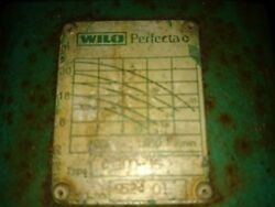 10 hp industrial water pump wilo