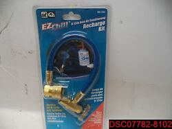 LOT OF 23: Interdynamics MB-134A EZ Chill R-134a Auto AC Recharge Hose Kit -NEW