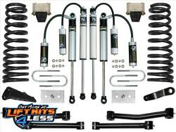 Icon K214501t 4.5 Susp. Lift Kit -stage-2 For 2003-2008 Dodge Ram 2500/3500 4wd