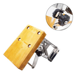 Wood Heavy Duty Stainless Steel Outboard Motor Bracket Capacity 110 Lbs Superb