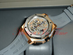 Audemars Piguet Royal Oak Offshore Chronograph LEBRON JAMES 26210OI.OO.A109CR.01