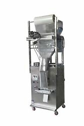 20-2500g Packing Machine Back Side Seal&Granule Weighing(Max Size:30*27cm W x L)