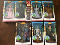 The Wizard Of Oz Barbie Doll Collection
