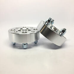 2 Hub Centric Wheel Spacers 4x100 56.1 Cb 12x1.5 38mm 1.5 Inch Da Dc2 Eg Ek Ef
