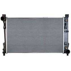 Radiator For 2007 Mercedes-benz C280 All Types For Automatic Transmission