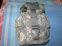 Molle Ii Canteen / Utility Pouch /cup Acu