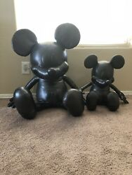 Coach Mickey Mouse Large 38