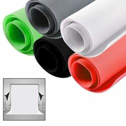 Solid Color Curtain Wall Floor Backdrop Vinyl Photography Studio Photo Backgroun