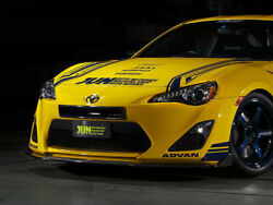 Jun Auto Front Lip Spoiler Toyota 86 Early For Toyota 86 - 8001m-t002