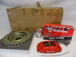 New Oem Ford Mustang Gt Brembo Left Right Big Brake Kit 1b4.8001a2r 1b4.8001a2l