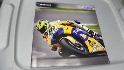Yamaha 2007 Sportbike Dealers Sales Pamphlet Brochure Specifications Chart