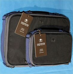 Enderson Travel Carry Bag Briefcase OR Fanny Pack Make Up Bag Classy School Gift