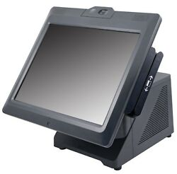 7616-1200 Ncr 72xrt Pos Terminal With Msr And Biometric