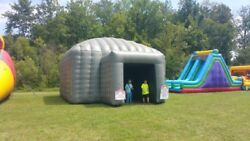 Used Inflatable Show Tent