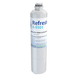 Refresh Replacement Water Filter - Fits Samsung Rs261mdrs/xaa Refrigerators