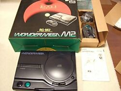 Wonder Mega 2 (Victor)(with cordless Pad) Console JP GAME. 9000010247557