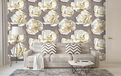 3d Full Bloom Flowers 45 Wall Paper Wall Print Decal Deco Indoor Wall Mural Ca