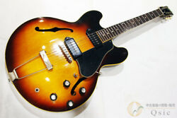 Gibson ES-330 TD Sunburst 1961 Electric Guitar (Used)