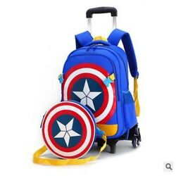 New Travel Luggage Bags For School Backpack Wheeled Bags For School Trolley Bags