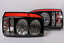 Facelift Led Tail Light Pair Fits Land Rover Discovery Iv 4 Lr4 2013-