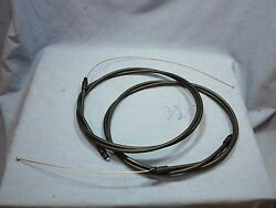 Minn Kota Replacement Steering Cables Left/right Sides 2887500 And 2887510