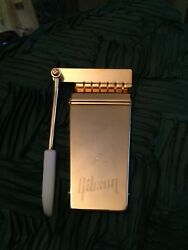 Gibson Maestro Long Vibrola Tailpiece Lyre Rare Gold Left Handed Jvguitars