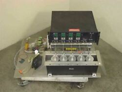 Eurotherm Synthsizer with 4 Eurotherm Controllers (808)