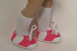 Dk Pink Saddle Oxford Doll Shoes For Helen Kishand039s 11 Bitty Bethany Debs