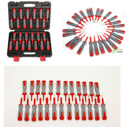25x Car Wiring Connector Terminal Pin Release Extractor Crimp Removal Tool Kit
