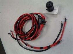 Marinco Turn And Pull Plug With 50 Amp Circuit Breaker And Harness 20' Marine Boat