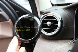 Side Air Ac Outlet Vent Kit Accessories For Mercedes Benz E Class W213 2016-2021