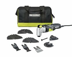 Rockwell Rk5142k Universal Fit Sonicrafter F50 Oscillating Tool