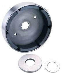 Compu-fire 55600 22 Or 32 Amp Rotor For 1981-99 Harley-davidson