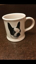 Boston terrier 3D Coffee Mug Nice!