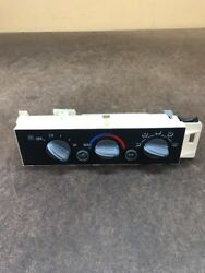 95-99 CHEVY TAHOE SUBURBAN GMC YUKON AC HEATER CLIMATE TEMPERATURE CONTROL READ